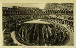 Rome – Anfiteatro Flavio o Colosseo coi nuovi scavi