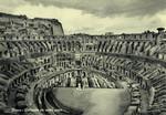 Rome – Colosseo coi nuovi scavi