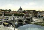 Rome – The Bridge of Victor Emanuel II