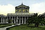 Italy – Rome – Basilica di San Paolo fuori le Mura