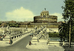 Rome – Saint Angelo Bridge and Castle