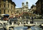 Rome – Trinità dei Monti Church