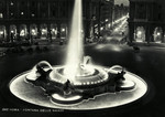 Rome – Fontana delle Naiadi
