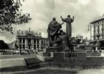 Rome – Facciata della Basilica di S. Giovanni