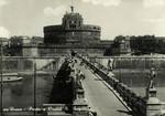 Rome – Ponte e Castel S. Angelo