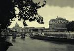 Rome – St. Angel Bridge and Castle