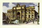 Rome – Fountain of Trevi