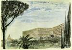 Italy – Rome – Cavalieri Hilton