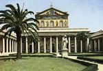 Rome – The Basilica of St. Paul