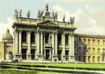 Italy – Rome – Basilica di San Giovanni in Laterano