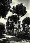 Italy – Frascati – Casa del Sacro Cuore – Veduta della Casa Dall'Ingresso