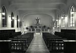 Italy – Frascati – Casa del Sacro Cuore – Cappella