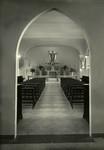 Italy – Frascati – Casa del Sacro Cuore – Cappella Ingresso