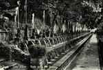 Tivoli – Villa d'Este, Viale delle 100 Fontane