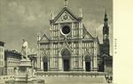 Italy – Florence – Santa Croce