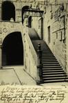 Florence – Scala del Bargello (museo Nazionale)