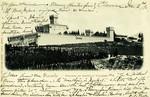 Fiesole – Panorama del Castello di Vincigliata
