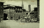 Italy – Florence – Piazza Signoria
