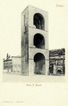 Italy – Florence – Porta San Niccolò
