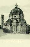 Italy – Florence – Posteriore del Duomo