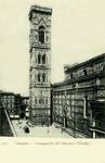 Florence – Campanile del Duomo