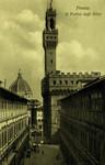 Florence – Il Portico degli Uffizi
