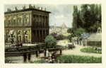 Italy – Florence – Palazzo Pitti – Parte Posteriore
