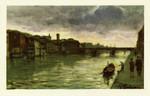 Florence – Lung'Arno coi tre Ponti