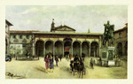 Florence – Chiesa della SS. Annunziata