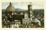 Italy – Florence – Panorama