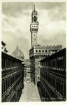 Florence – Portici degli Uffizi
