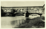Italy – Florence – Ponte Vecchio