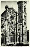 Italy – Florence – La Facciata del Duomo