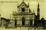 Italy – Florence – Piazza e Chiesa di Santa Croce