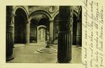 Italy – Florence – Palazzo Vecchio – 1° Cortile – Secolo XIII-XVI