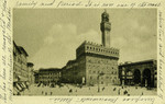 Italy – Florence – Piazza della Signoria