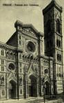 Florence – Facciata della Cattedrale