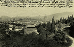 Italy – Florence – Panorama (visto dal Viale dei Colli)