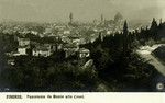 Florence – Panorama da Monte alle Croci