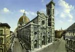 Florence – Cattedrale e Campainle di Giotto