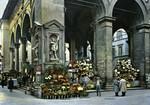 Italy – Florence – Loggia del Mercato Nuovo