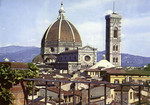 Italy – Florence – La Cattedrale in Panorama