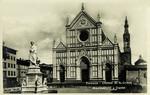 Florence – Chiesa di S. Croce
