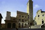 San Gimignano – Piazza del Duomo
