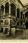 Italy – Lucca – Palazzo Controni oggi Pfanner – La Scala (XVII Secolo)