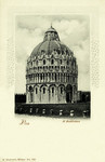 Italy – Pisa – Il Battistero