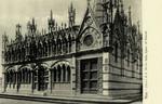 Italy – Pisa – Chiesa di Santa Maria della Spina (di fianco)