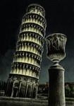 Italy – Pisa – La Torre Pendente (Notturno)