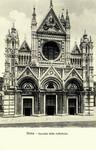 Siena – facciata della Cattedrale
