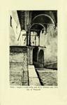 Siena – Loggia e scala nella casa di S. Caterina